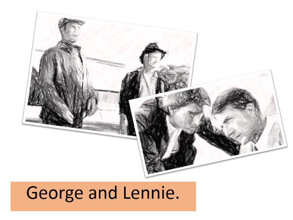Of Mice and Men Characterisation.