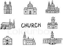 (4.1) How church architecture reflects Catholic beliefs-28 slides to aid pages 90 & 91.