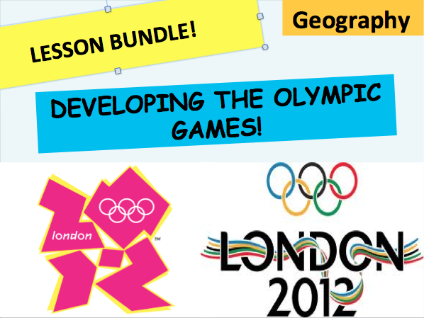 Developing the Olympic Games - Bundle!