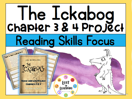 The Ickabog: Chapters 3 & 4 Project