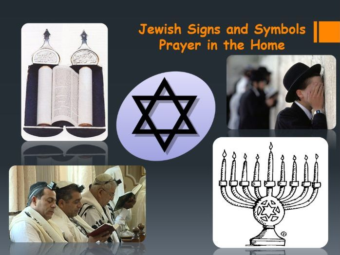 Judaism 2) Prayer in the Home