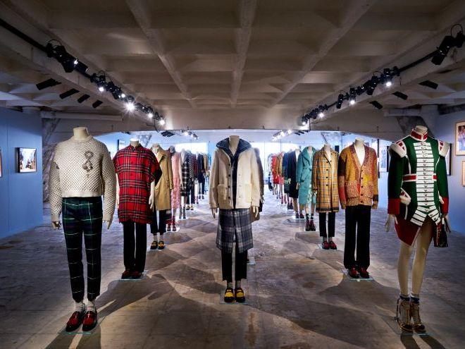 Burberry's school challenge: Design a Capsule Wardrobe for the Future