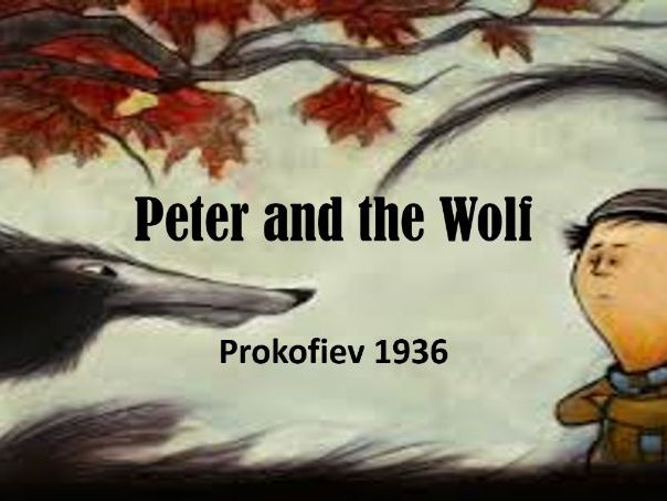 Year 8 Peter and the Wolf