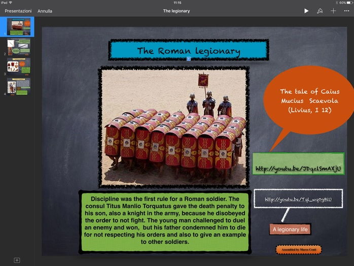 Ancient Roman Legionary Complete Lesson Presentation and Video