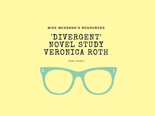 'Divergent' Novel Study