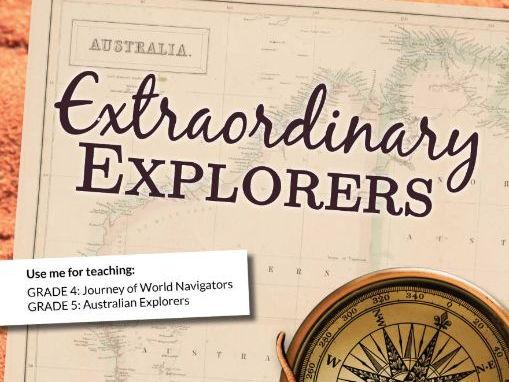 Extraordinary Explorers Mega Resource Bundle