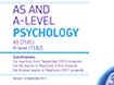 Psychology Paper 1 Attachment (AQA A Level)