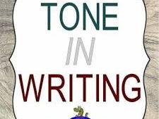 Writing V Tone (GCSE Skills: Transactional Writing)