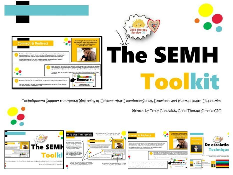 The SEMH Toolkit (4 - 16 yrs)