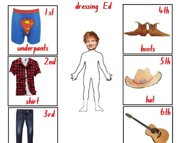 Australian Money: Buying Clothes for Ed Sheeran!