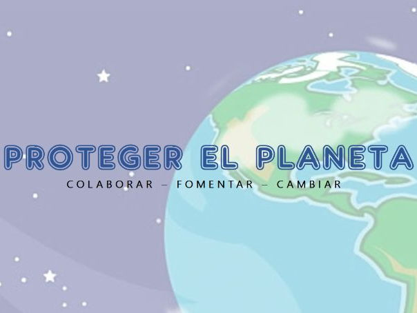 Proteger el Planeta (A2 Spanish)