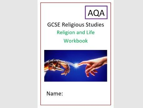 AQA Philosophy and Ethics: Religion and Life Workbook Revision Book