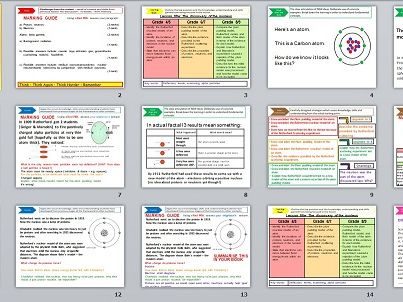 AQA GCSE Trilogy Science Radioactivity