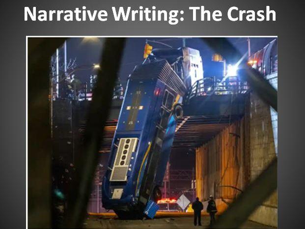 Narrative Writing: The Crash