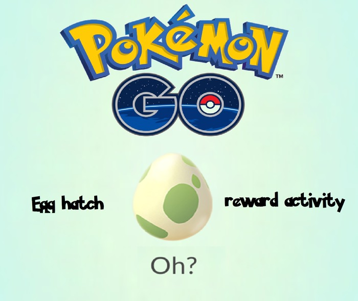 Pokémon Go - Egg Hatch reward (Spanish)