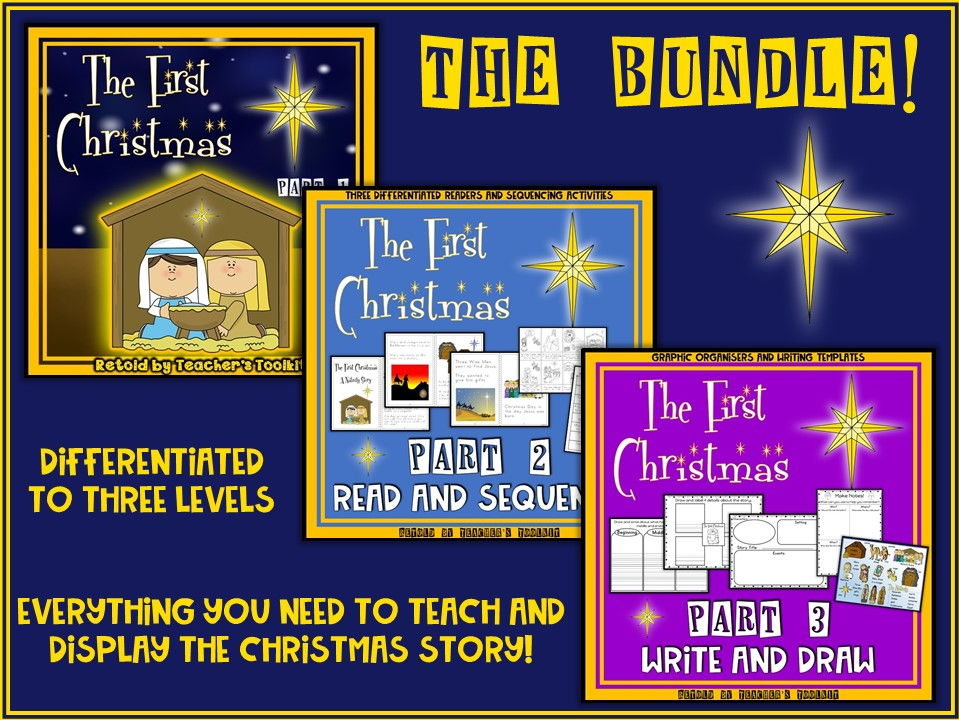 Nativity: The First Christmas Story Bundle