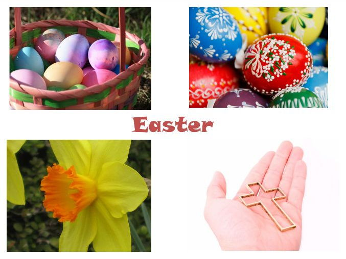 30 Photos Of Easter PowerPoint Presentation. Perfect For A Display