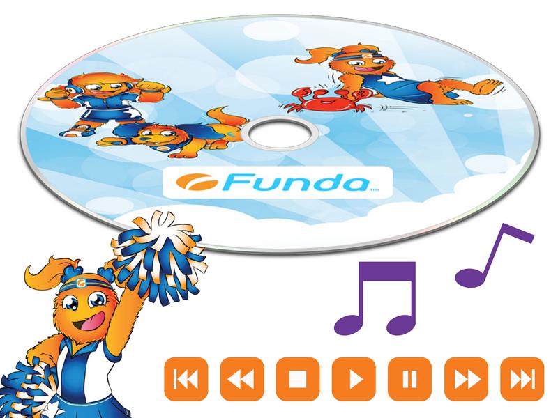 FUNDA Wake 'N' Shake (Music Download)