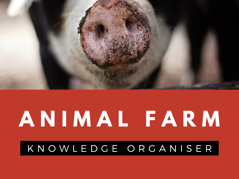 Animal Farm - Knowledge Organiser