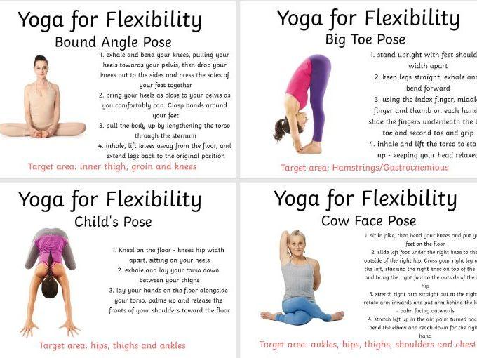 Yoga Teaching Resources
