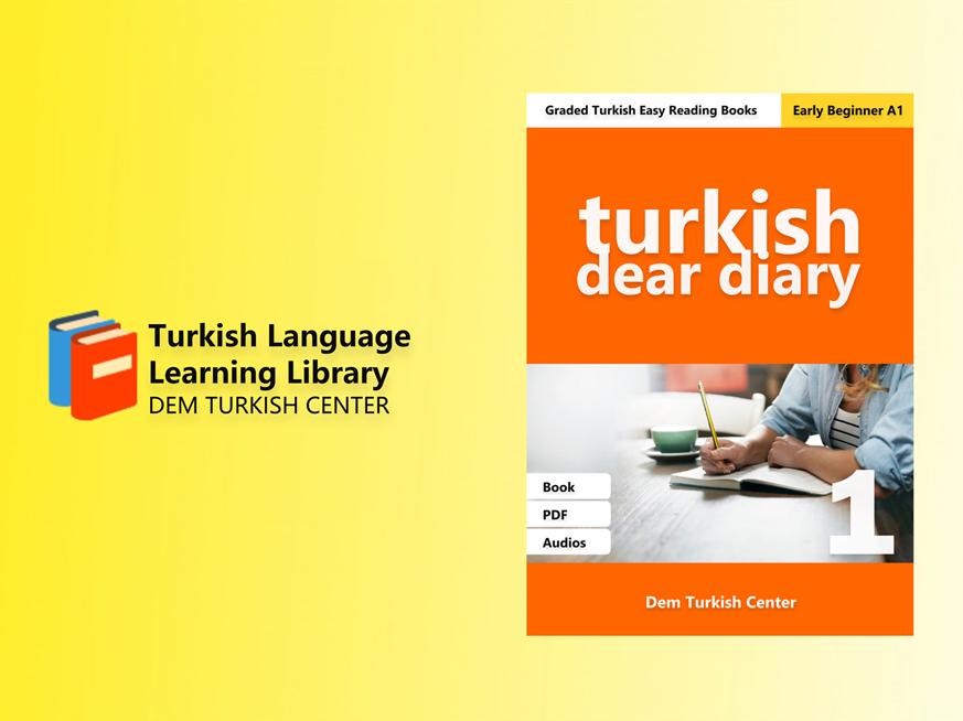 Turkish Diaries 1 PDF + MP3
