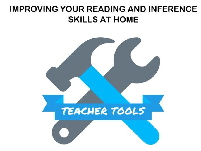 IMPROVING PUPILS' READING AND INFERENCE SKILLS AT HOME