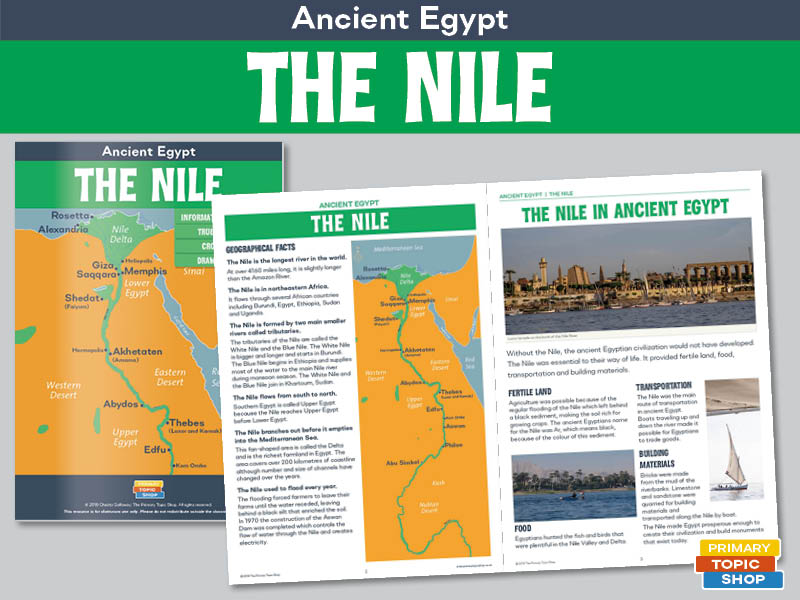 Ancient Egypt - The Nile