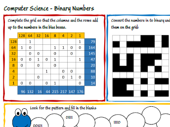 Computer Science - Binary Number Games
