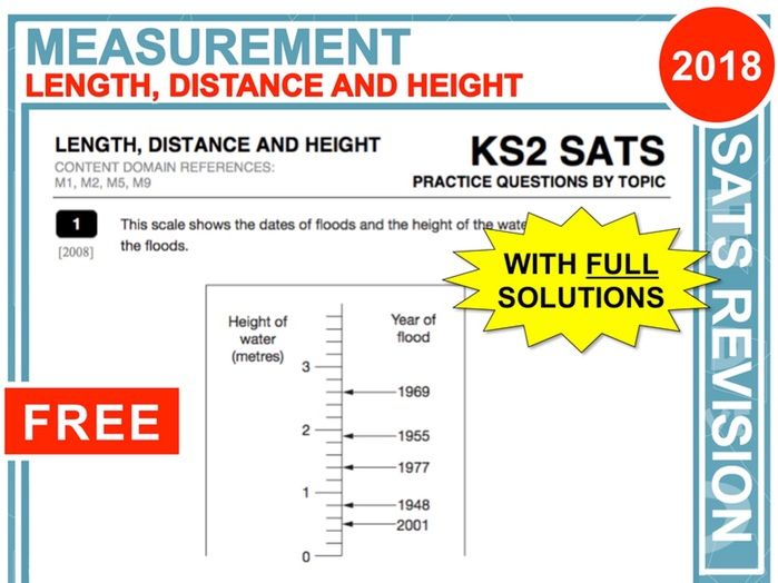 KS2 Maths (Length, Distance, Height)