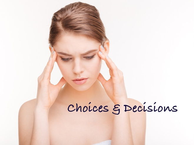 Choices & Decisions:  PSHE Discussion Starters for KS3 & 4