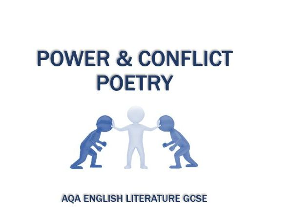 GCSE Power and Conflict Revision Pack