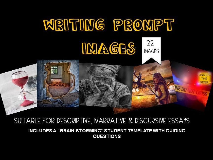 22 Creative Writing Picture Prompts