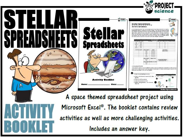 Stellar Spreadsheets Project
