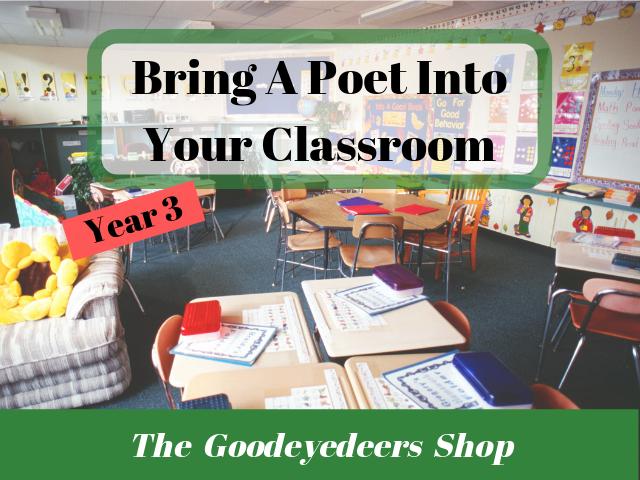Primary Poetry Workshop - Year 3