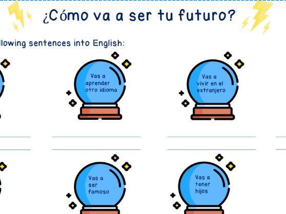 ¿Cómo va a ser tu futuro?