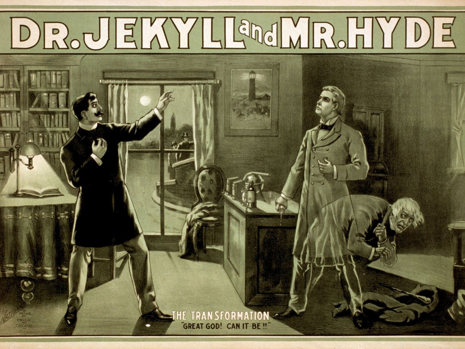 Dr Jekyll and Mr Hyde 9-1 Scheme of work