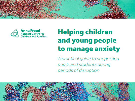 Coronavirus - Helping children and young people to manage anxiety
