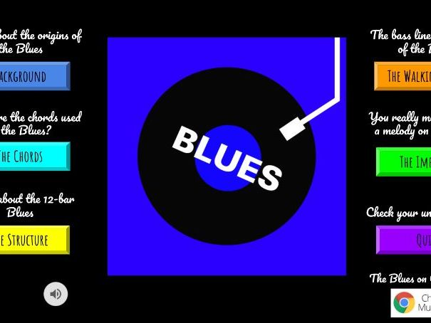 The Blues - Music SOW