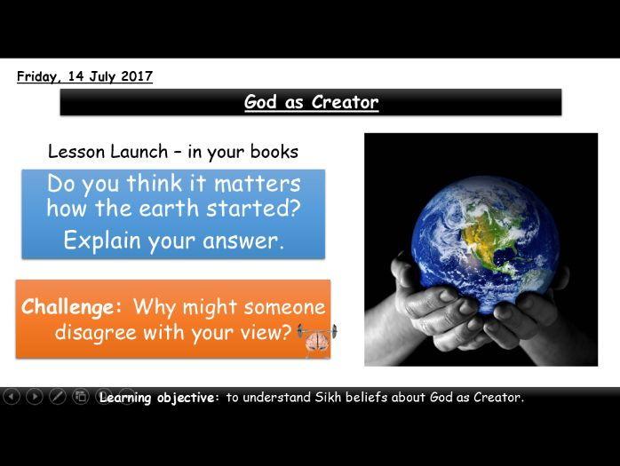 AQA A Sikhism level 9-1 GCSE