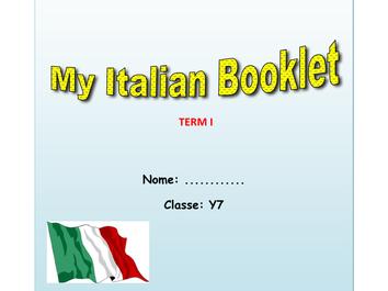 KS3 ITALIAN RESOURCES