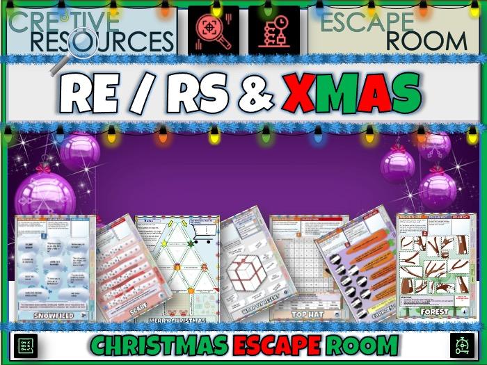 RE Christmas Escape Room