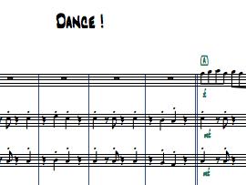 Dance for Flute Choir (4 flutes and alto)