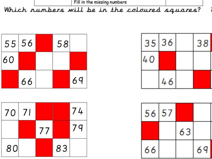 Read and Write Numbers Lesson 3 KS1