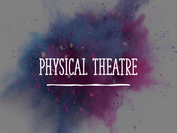 Physical Theatre SoL
