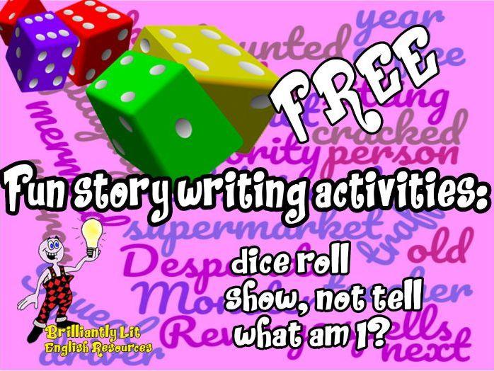 Creative Writing Games: Fun Fiction