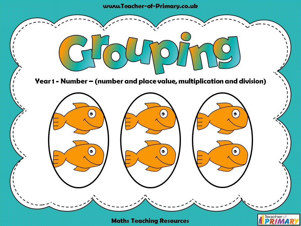 Grouping - Making Equal Groups - Year 1 | Teaching Resources