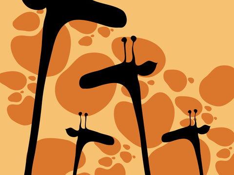 Jogging Giraffes: A fun animal song.