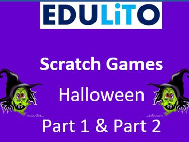 Halloween Scratch Games