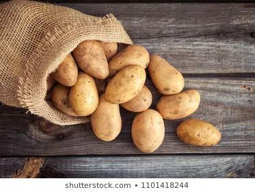 Potatoes - Food Commodities