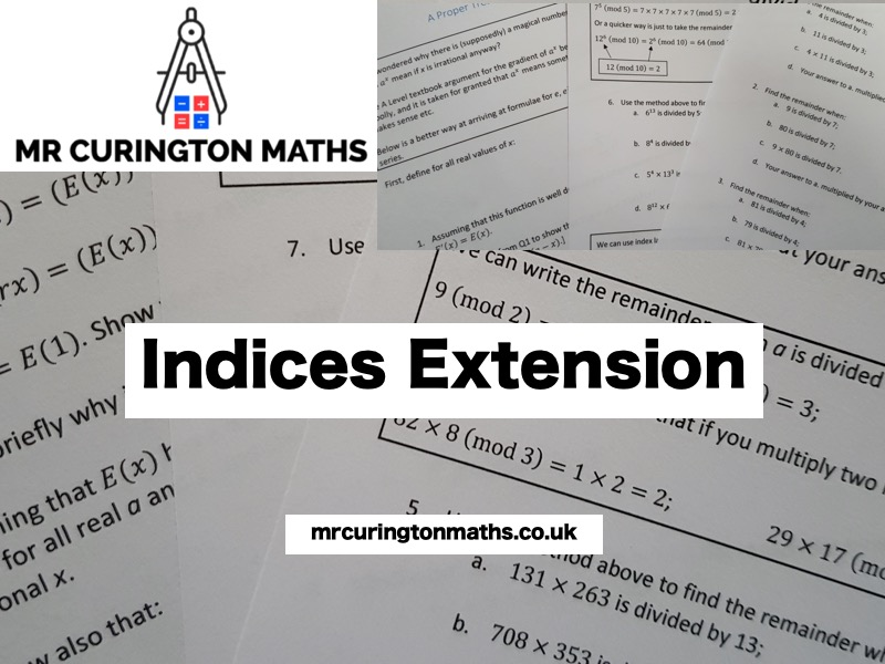 Indices Extension